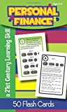 Personal Finance for Ages 8-9 Flash Cards