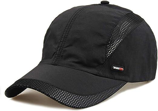 sdssup Sombrero Gorra de béisbol Masculina Gorra Neta Sombrero ...