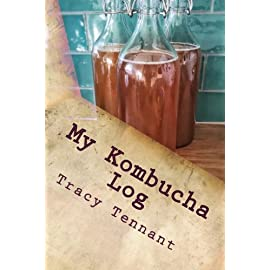 My Kombucha Log (Fervent Fermenter) (Volume 1) 16 This journal-style logbook is designed for keeping notes on your forays into fermenting. Does the idea of fermenting your own farm-fresh foods and beverage