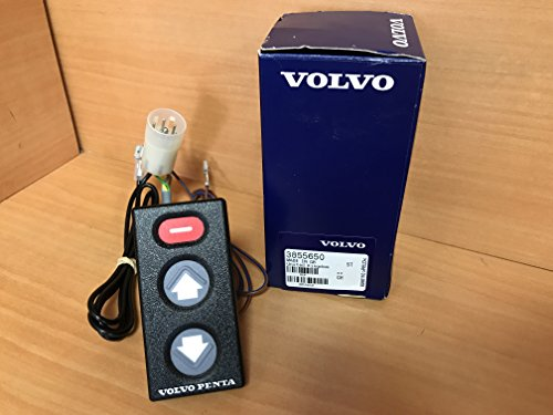 Volvo Penta 3855650 Control Panel Trim & Tilt Switch 873617 853846 (Penta Trim Volvo)