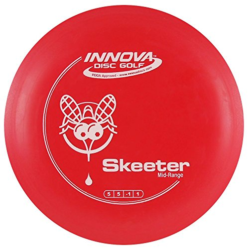 INNOVA DX Skeeter Mid-Range Golf Disc [Colors May Vary] - 151-159g ()