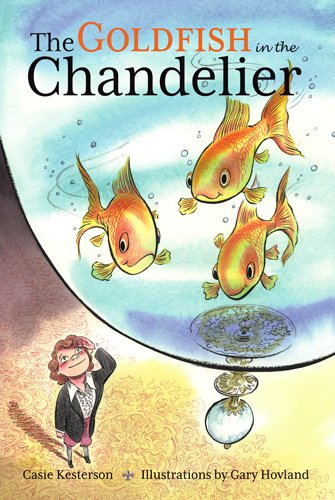 The Goldfish in the Chandelier pdf epub
