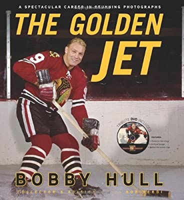 By Bobby Hull: The Golden Jet First (1st) Edition