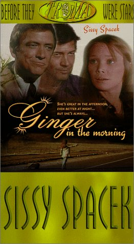 Ginger in the Morning [VHS] -  VHS Tape, Rated PG, Gordon Wiles