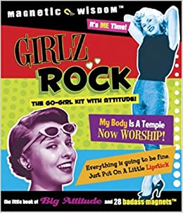 buy girlz rock the go girl kit with attitude magnetic graffiti