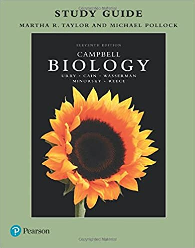 Study Guide For Campbell Biology 9780134443775