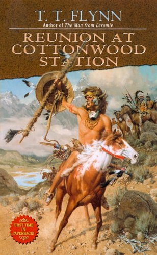 Reunion At Cottonwood Station PDF