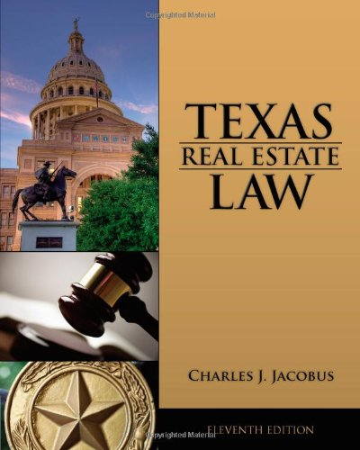 Texas Real Estate Law by Brand: ONCOURSE LEARNING