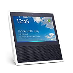 Voice responses from Alexa are now enhanced with visuals and optimized for visibility across the room. Call or message your family and friends that also have an Echo or the Alexa App, get the news with a video flash briefing, see you...