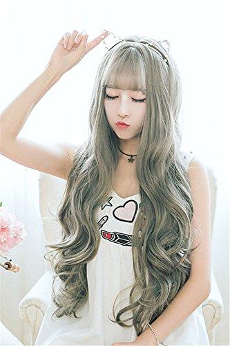 Amazon Com Generic Korean Wig Hair Hot Corn Girls Minutes Long Hair