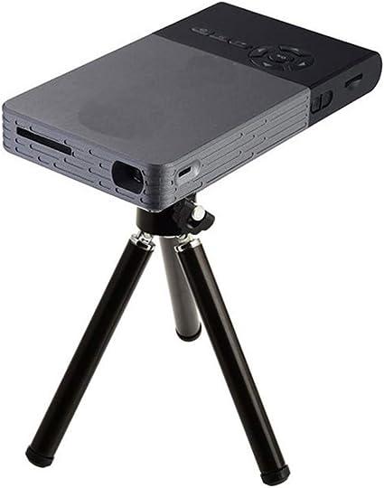 Proyector de bolsillo, Proyector Full HD Proyecto Wifi portátil de ...
