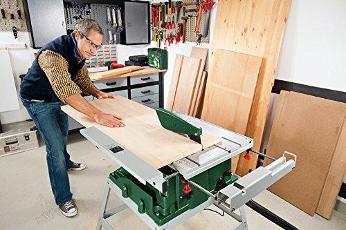 Tischkreissäge Bosch PTS 10 Test