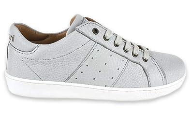 cafa89996f14c4 Bisgaard Girls Grey Sneaker Damen Reißverschluss  Amazon.de  Schuhe ...