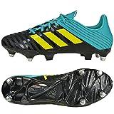 adidas Men's Malice (Sg) Rugby Boots, Black (Negbás/Amasho/Agalre 000), 10 UK