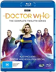 Doctor Who (2020): Season 12 [4 Disc] (Blu-ray)