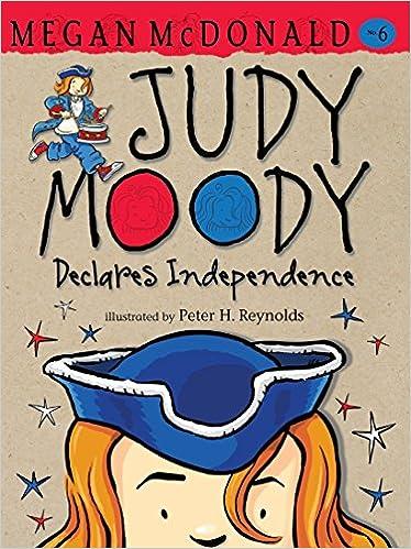 amazon judy moody declares independence megan mcdonald peter h