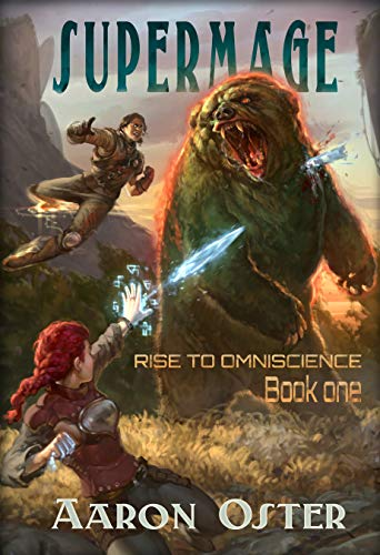 Supermage (Rise to Omniscience Book 1) (Best Way To Make 2d Games)