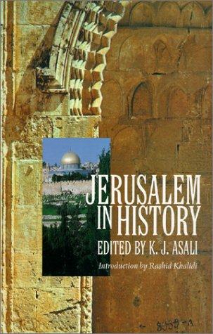 Jerusalem in History