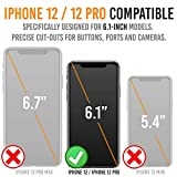 Battery Case for iPhone 12 Pro & iPhone 12, 5000mAh