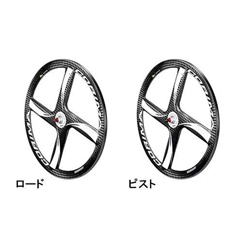 (コリマ/CORIMA)(自転車用ホイール)4スポーク 2D HM F (フロント) (タイプ) ピスト B016ABZ2EG