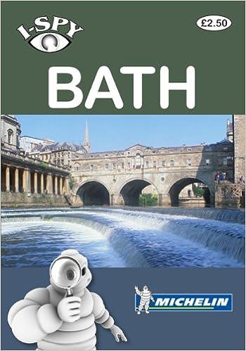 Book I-Spy Bath (Michelin i-SPY Guides)