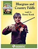 Bluegrass and Country Fiddle, , 0634059165
