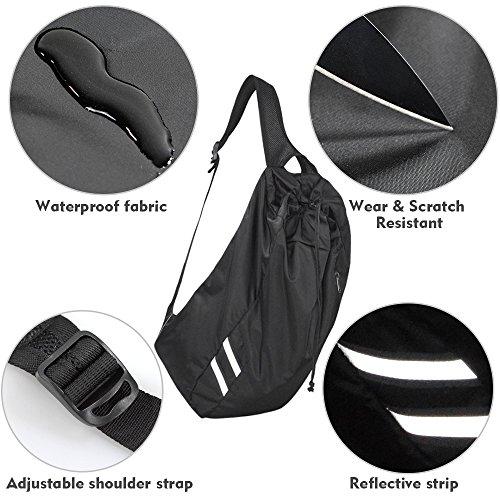 A Bagzy Unisexe Sac Travel Randonnee Backpack Petit Dos Leger HYD9IWe2E
