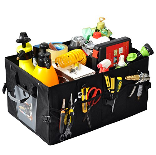 sturdy car trunk organizer by Super Accessories Auto