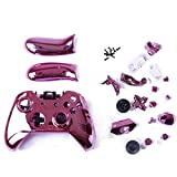 HDE Xbox One Controller Pink Chrome Custom Case Wireless Gaming Replacement Cover Kit Review
