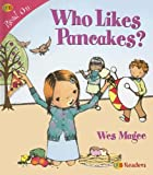 img - for Who Likes Pancakes? (Read on) book / textbook / text book