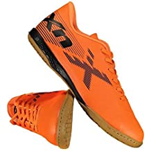 Chuteira Futsal Oxn Velox 2 Lr/pr Infantil