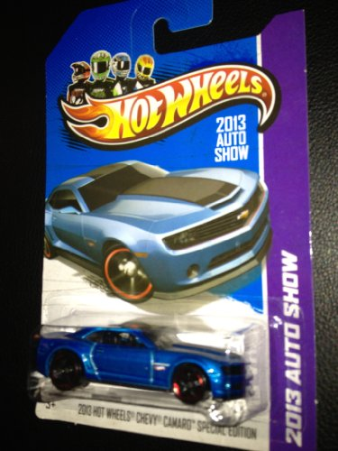 Hot Wheels 2013 Auto Show Chevy Camaro Special Edition by Mattel