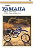 Clymer Yamaha YZ125, 1994-1999, , 0892877286
