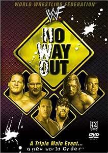 WWF No Way Out [Reino Unido] [DVD]: Amazon.es: Hulk ...