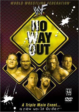 WWE No Way Out 2002 (No Way Out Dvd)