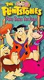 Flintstones: Fred Takes Field [VHS]