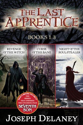 Amazon last apprentice 3 book collection revenge of the witch last apprentice 3 book collection revenge of the witch curse of the bane fandeluxe Image collections
