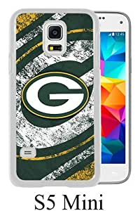 Lovely And Unique Designed Case For Samsung Galaxy S5 Mini With Green Bay Packers White Phone Case