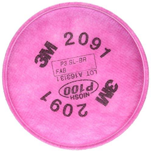 3M Filter #2091P100 2/Bag