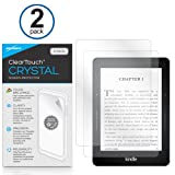 Best BW Kindle Screen Protectors - Kindle Voyage Screen Protector, BoxWave® [ClearTouch Crystal (2-Pack)] Review