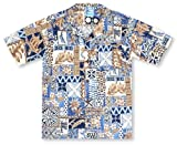 RJC Boys Pacific Waters Hawaiian Shirt
