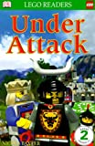 Castle Under Attack (DK Lego Readers, Level 2)