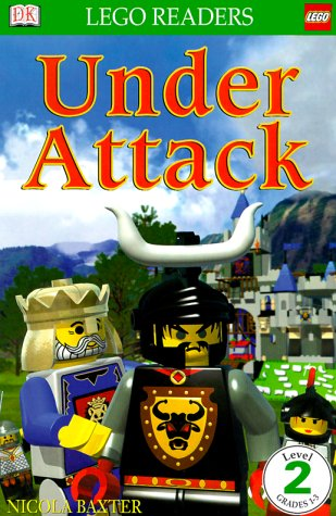 Castle Under Attack (DK Lego Readers, Level 2) by DK Children