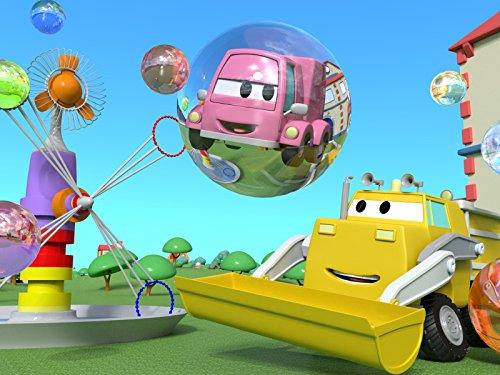 Assemble the Bubble Machine / Build up the Elevator ()