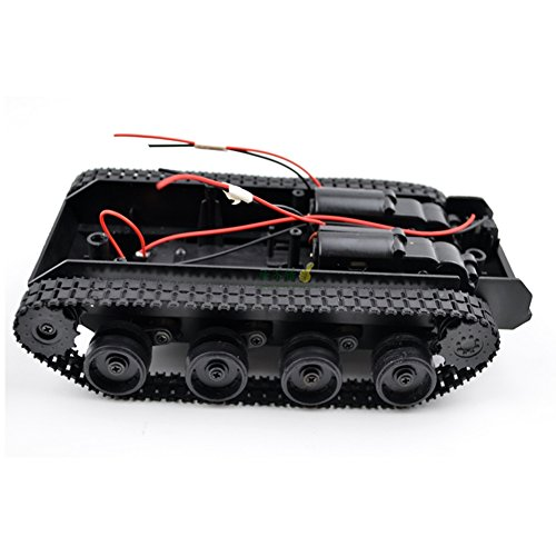 Intelligence Rc Tank Mount Plastic Tank Chassis With