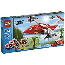 LEGO City Fire Plane 4209