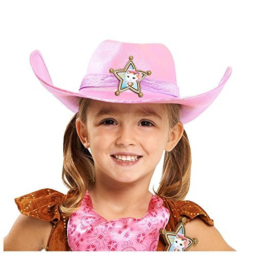 Sheriff Callie's Wild West Callie Cowgirl Hat by Play (Wild Wild West Outfit)