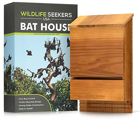 Wildlife Seekers USA Fledermaushaus