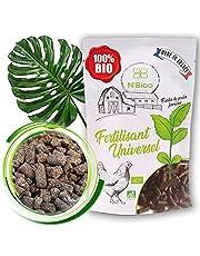 N'Bioo meststof voor groene planten binnenshuis,