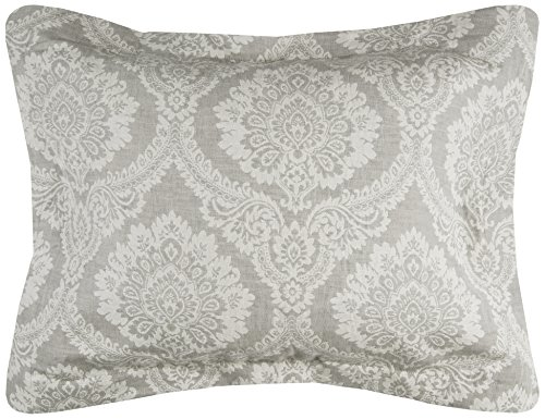 Rizzy Home Isabella Linen King Sham, -